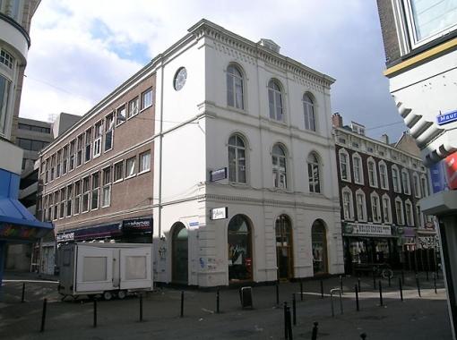 Luxe studio te huur in hartje rotterdam centrum for Studio te huur rotterdam