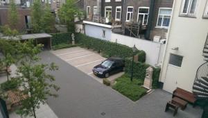 parkeerplaats te huur in centrum Rotterdam