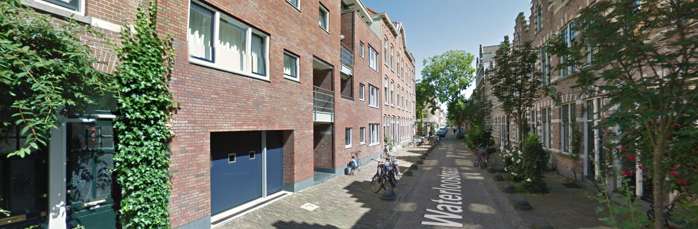 Sfeervolle studio 39 s te huur aan de waterloostraat for Studio te huur rotterdam